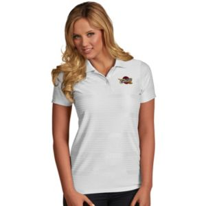 Women's Antigua Cleveland Cavaliers Illusion Polo