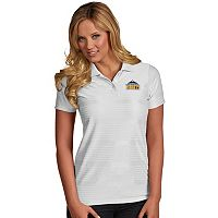 Women's Antigua Denver Nuggets Illusion Polo