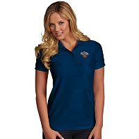 Women's Antigua New Orleans Pelicans Illusion Polo