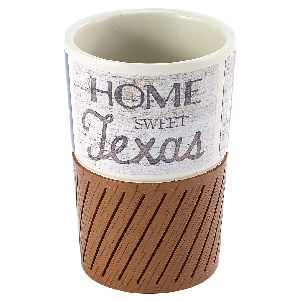 Avanti Home Sweet Texas Tumbler