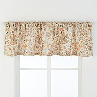 Chaps Home Linden Creek Window Valance