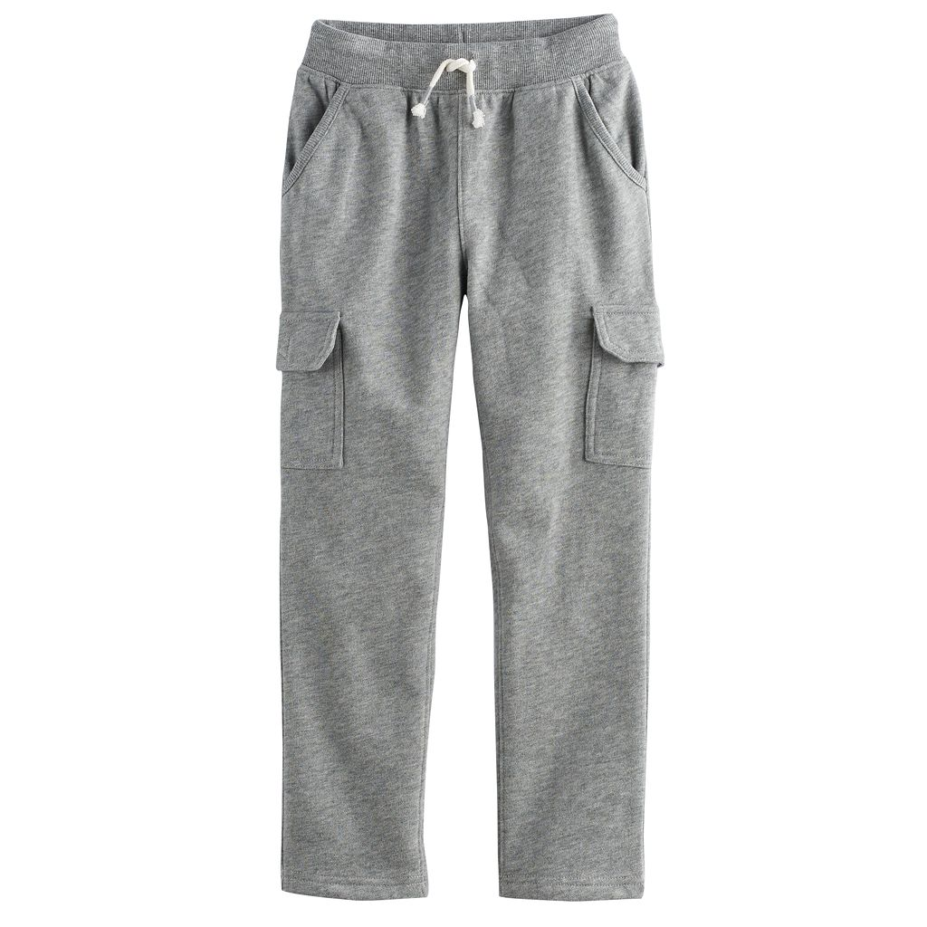 Boys 4-10 Jumping Beans® Fleece Cargo Pants