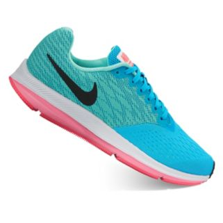Nike Zoom Winflo 4 Grade School Girls' Running Shoes