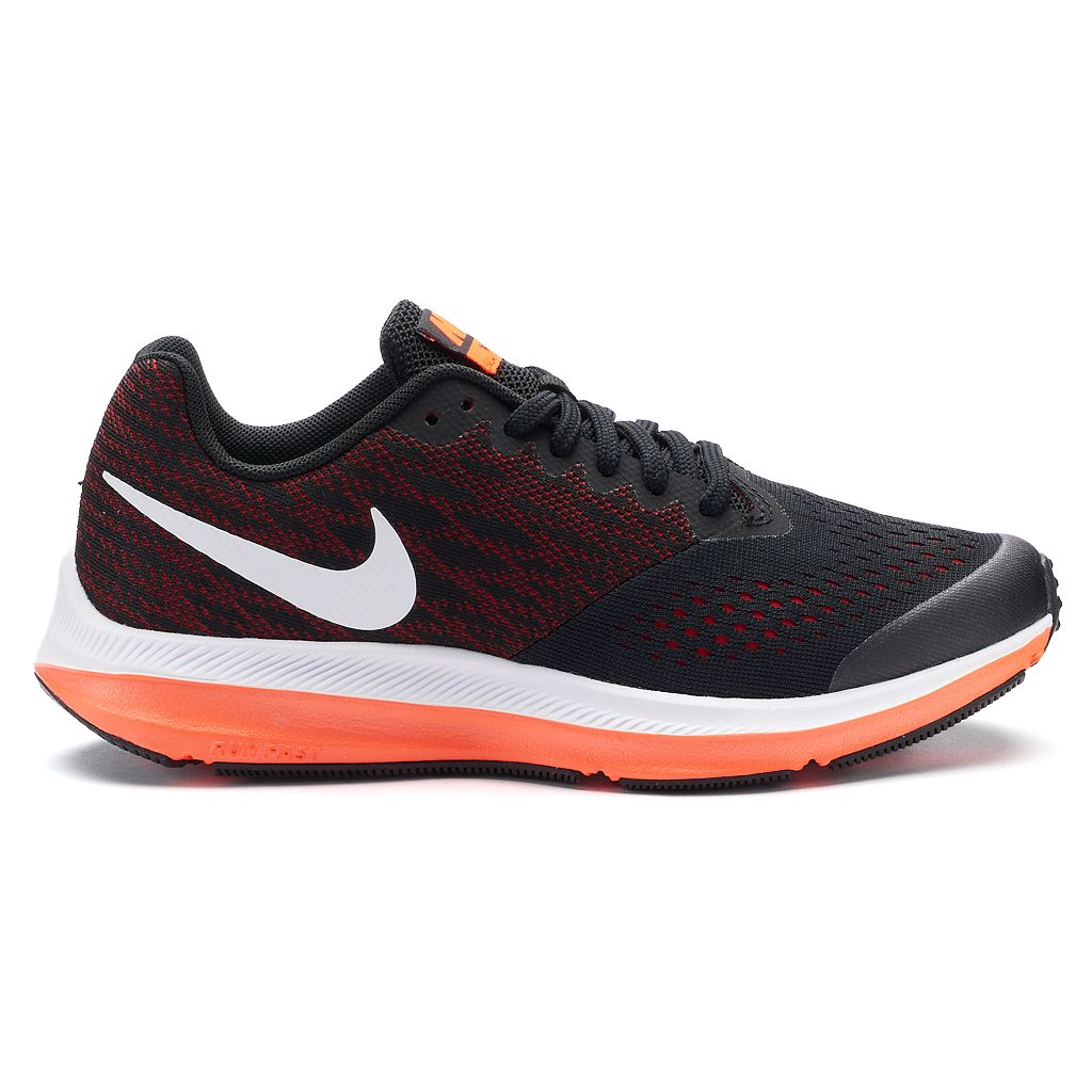 Nike Zoom Winflo 4 Grade School Boys' Running Shoes