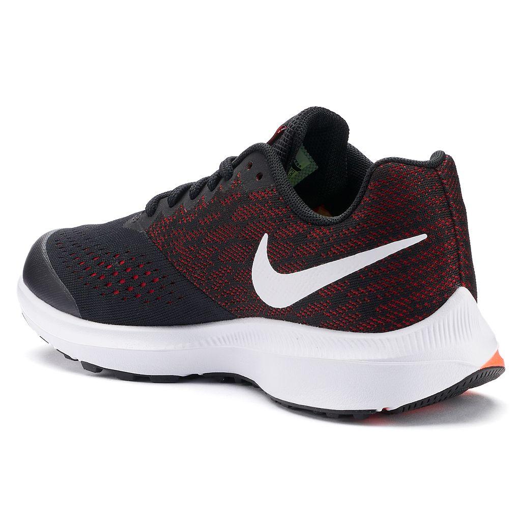 Nike Zoom Winflo 4 Grade School Boys' Running Shoes