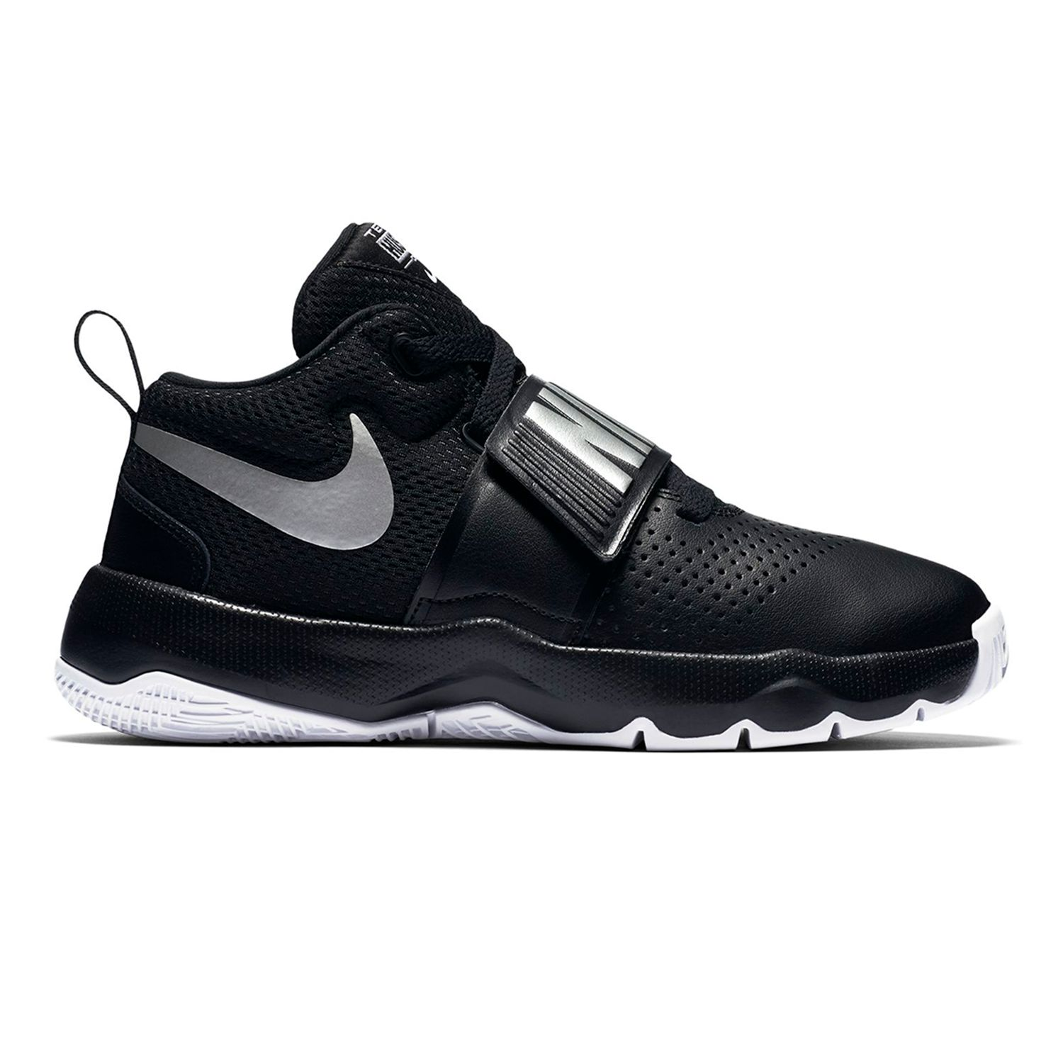 Nike Team Hustle D8 Grade School Kids\u0027 Sneakers