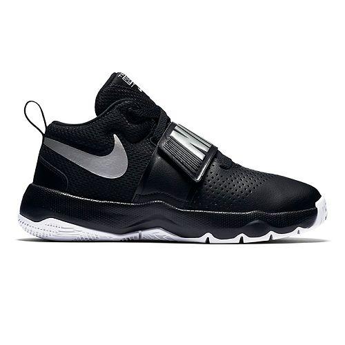 Nike Team Hustle D8 Grade School Kids  Sneakers f4954fe49