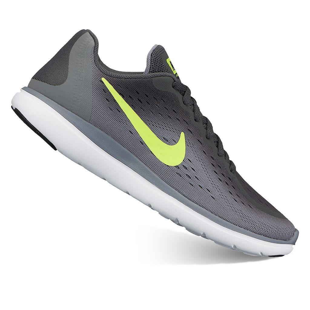 Nike Flex Run 2017 Grade School Boys' Sneakers