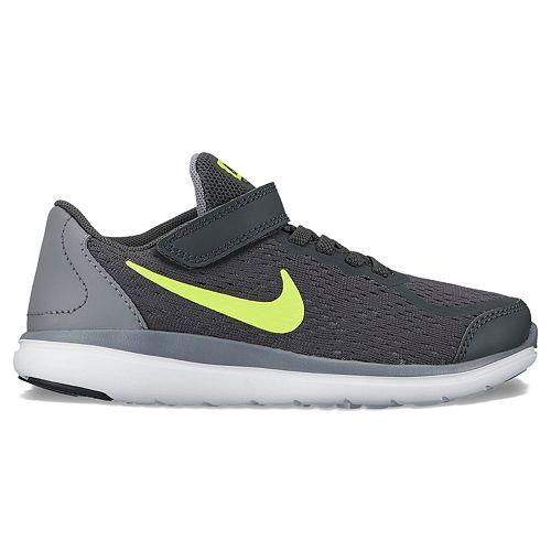 Nike Flex Run 2017 Preschool Boys' Sneakers