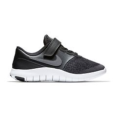 Nike Flex Contact Preschool Boys  Sneakers. Black Gray 852ed2aee108d