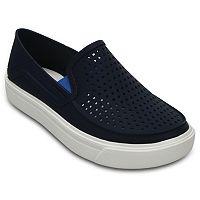 Crocs CitiLane Roka Kids' Slip-On Shoes