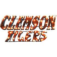 Clemson Tigers Light-Up Wall Décor