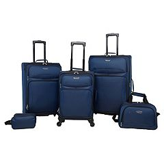 Prodigy Oak Park 5-Piece Spinner Luggage Set