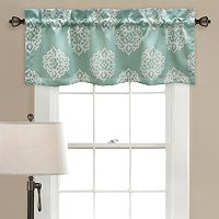 Half Moon Sophie Room Darkening Window Valance