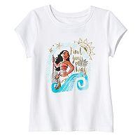 Disney's Moana Toddler Girl