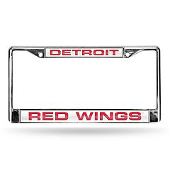 Detroit Red Wings License Plate Frame