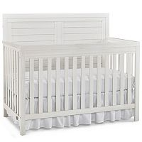 Ti Amo Castello Full-Panel Convertible Crib