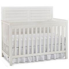 Ti Amo Castello Full-Panel Convertible Crib