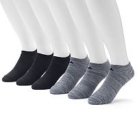Men's adidas 6-pack climalite Superlite No-Show Performance Socks