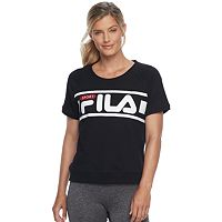 Women's FILA SPORT® Short Sleeve Sweatshirt Tee