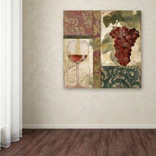 Trademark Fine Art Sofia I Canvas Wall Art