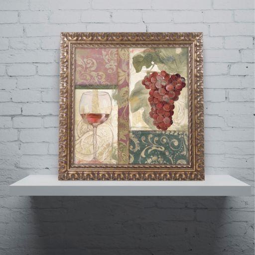 Trademark Fine Art Sofia I Ornate Framed Wall Art