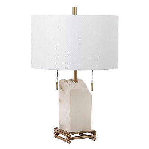 Safavieh Alabaster Table Lamp