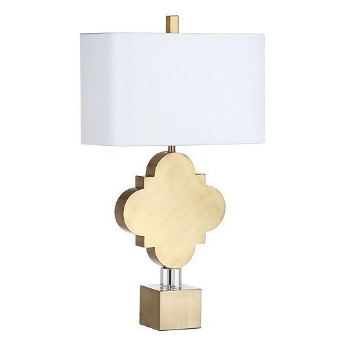 Safavieh Marina Quatrefoil Table Lamp