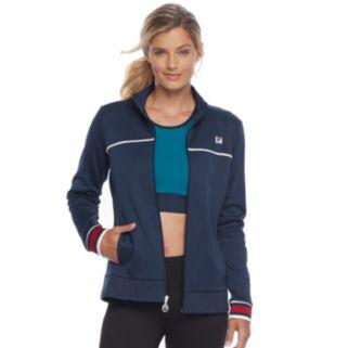 Women's FILA SPORT® Long Sleeve Track Jacket