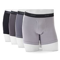 Men's Jockey 3-pack + 1 Bonus Essential Fit StayCool + Boxer Briefs