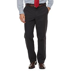 Men's Croft & Barrow® Classic-Fit Stretch Flannel-Lined Chino Pants