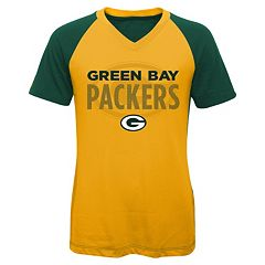 Girls 7-16 Green Bay Packers Decoder Ultra Jersey Tee