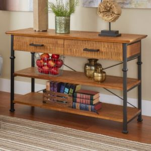 HomeVance Derry Console Table