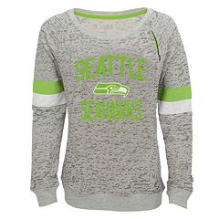 Girls 7-16 Seattle Seahawks My City Sweatshirt