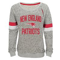 Girls 7-16 New England Patriots My City Sweatshirt