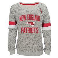 Girls 7-16 New EnglandPatriots My City Sweatshirt