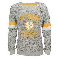 Girls 7-16 Pittsburgh Steelers My City Sweatshirt
