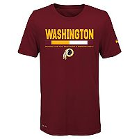 Boys 8-20 Nike Washington Redskins Legend Staff Dri-FIT Tee