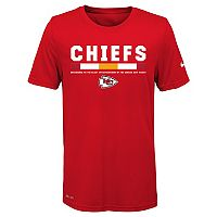 Boys 8-20 Nike Kansas City Chiefs Legend Staff Dri-FIT Tee