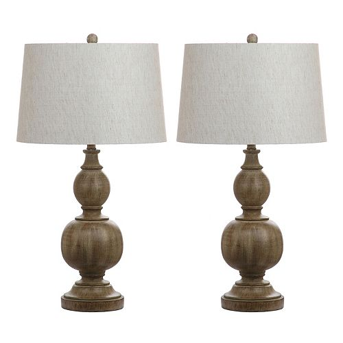 Safavieh Araceli Table Lamp 2-piece Set