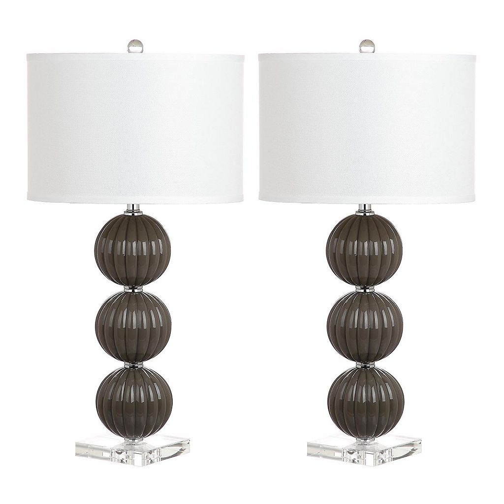Safavieh Dax Table Lamp 2-piece Set
