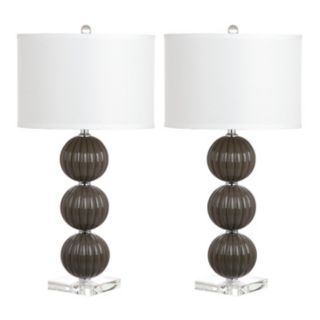 Safavieh Dax Table Lamp 2-piece Set