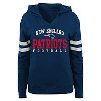 Juniors' New England Patriots Chill Hoodie