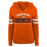 Juniors' Denver Broncos Chill Hoodie
