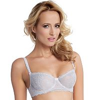 Jezebel Bras: Harlow Unlined Lace Demi Bra 5894