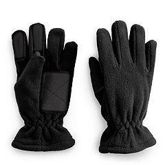 Girls 4-16 Igloos Microfleece Gloves