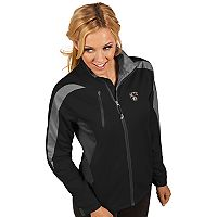 Women's Antigua Brooklyn Nets Discover Full Zip Jacket