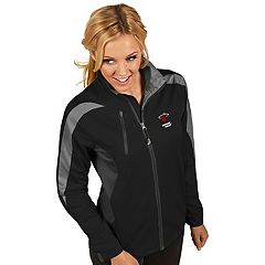 Women's Antigua Miami Heat Discover Full Zip Jacket