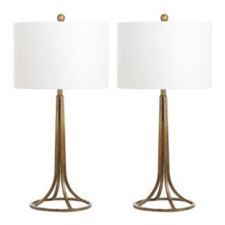 Safavieh Mckenna Table Lamp 2-piece Set