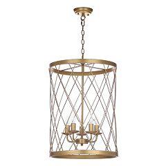 Safavieh Alair 4-Light Adjustable Pendant Lamp